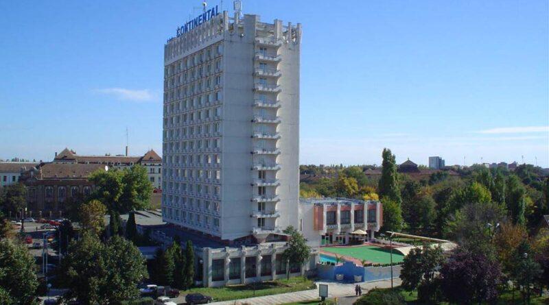 Se pregăteşte înstrăinarea terenului de sub Hotelul Continental, cotat la nouă milioane de euro?