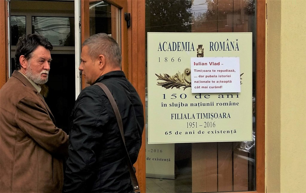 Stafiile trecutului au asediat din nou Timișoara…